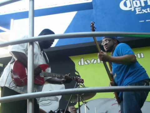 Michael Burks - La Katrina Bar - La Paz, Mexico - LRBC # 17 - 10-26-2011
