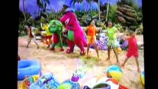 Barney's Song_Collors all around