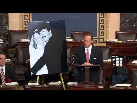 Sen. Toomey speaks against DOJ nominee Debo Adegbile