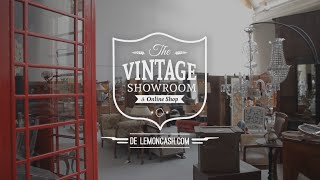 The Vintage Showroom & Online Shop de LemonCash.com