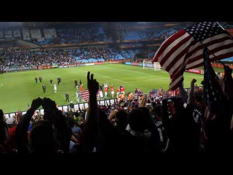 US vs Algeria Post Game: Basking in the Glory