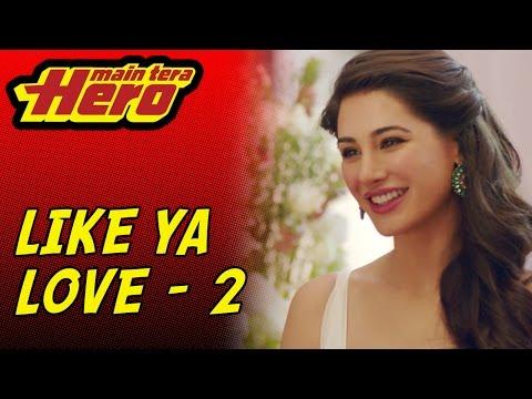 Scene From Main Tera Hero | Like Ya Love - 2