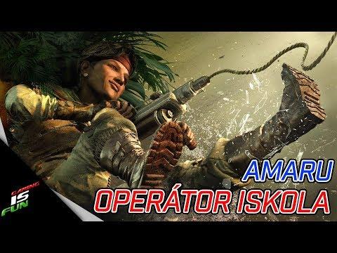 Amaru - Operátor Iskola 3. évad 9. rész
