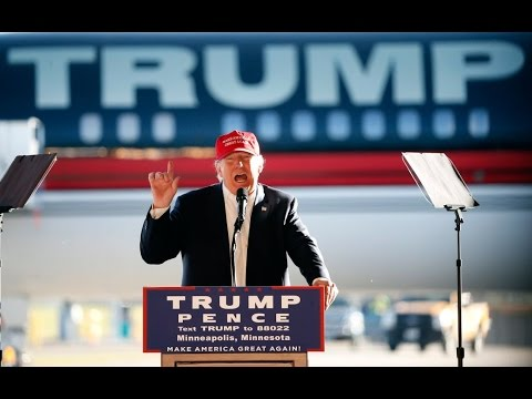 Breaking News: Donald Trump Says Somali Migrants Are 'disaster' For Minnesota