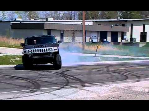 supercharged hummer