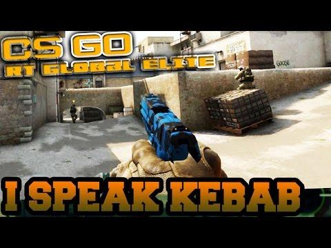 CS GO RT Global Elite E05 - I Speak Kebab