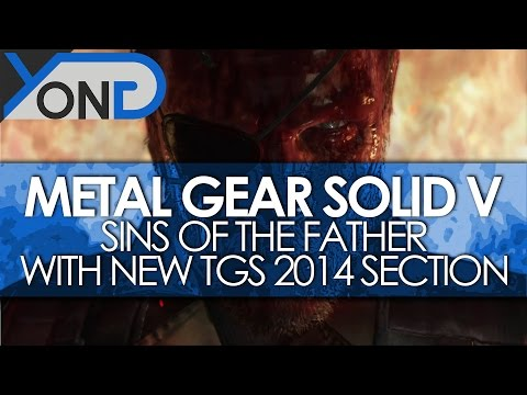 Metal Gear Solid V - Sins of the Father Soundtrack (With New TGS 2014 Section)