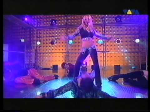 Britney Spears - Overprotected - Live video