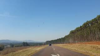 Driving to Venda (Between Makhado & Thohoyandou)