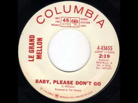 Thumbnail of video LE GRAND MELLON / BABY PLEASE DON'T GO