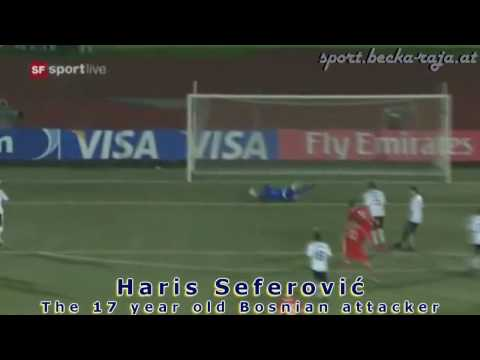 Haris Seferovic compilation