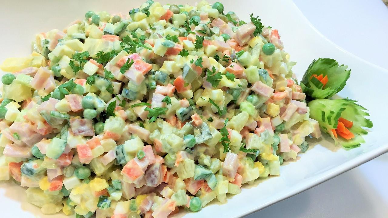 Самый вкусный салат рецепт