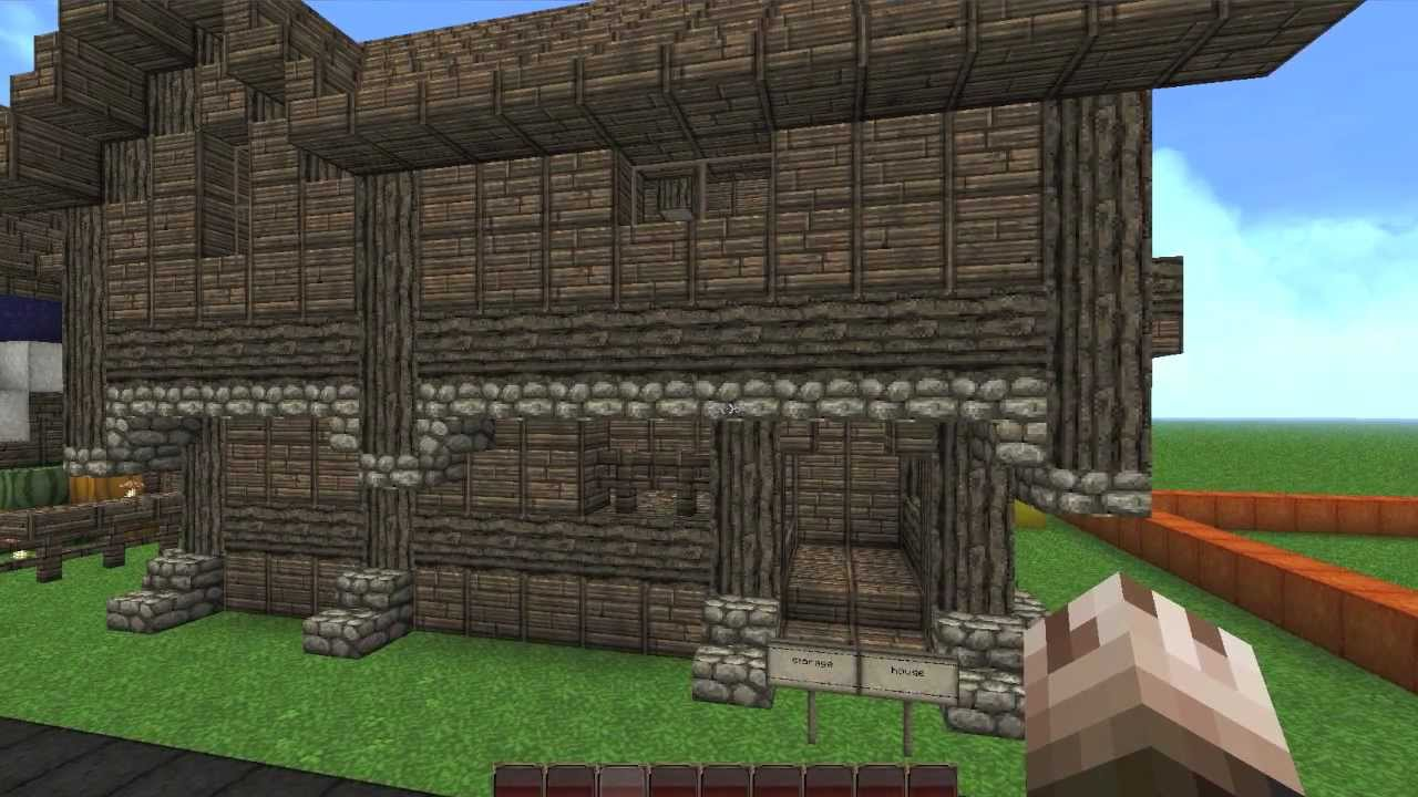 Part 6 Storage House