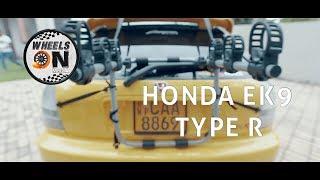 Honda EK9 - Wheels on Media