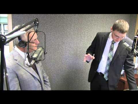 Jim Tressel Interview on WVBC (Bethany College Radio)