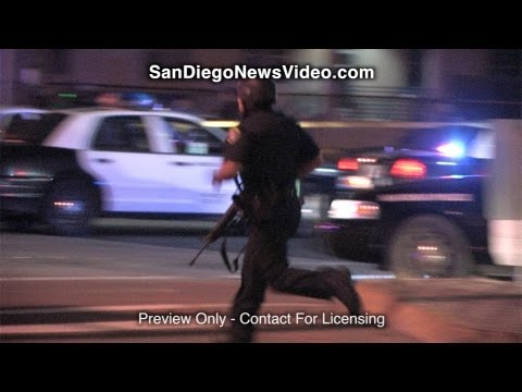 POLICE AUDIO: Fatal Officer Involved Shooting, San Diego Police Shootout, Barrio Logan