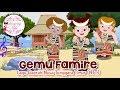 Lagu GEMU FAMIRE (Maumere) | Lagu Daerah Nusa Tenggara Timur (NTT) | Budaya Indonesia | Dongeng Kita