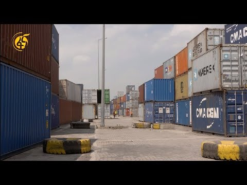 Dozens of Container Which Doesn't Have Owners To Take Care of - ወሳጅ ያጣው ኮንቴይነር
