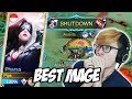 NEW HERO FASHA BEST MAGE!? - MOBILE LEGENDS INDONESIA PC NOXPLAYER
