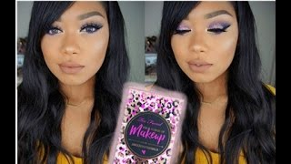 Nikkie Tutorials x Too Faced Power Of Makeup Palette Tutorial + REVIEW