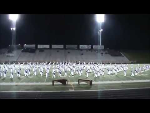 Lufkin High School Band - Marching Contest 2012