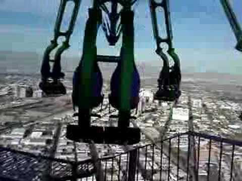 Insanity The Ride - Las Vegas Video