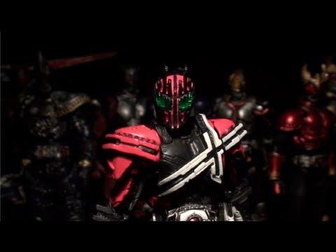 SIC KT Kamen Rider Decade - Vangelus Review 171