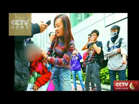 HK tourism affected by anti-parallel trade protests