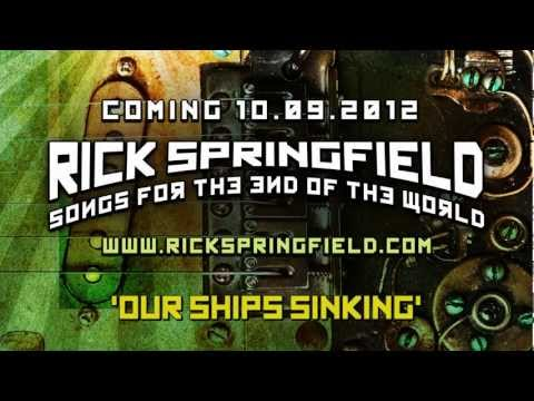 Rick Springfield - Mr. Songwriter
