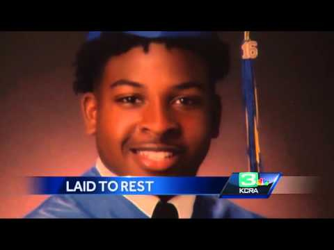 Grant H.S. football player laid to rest