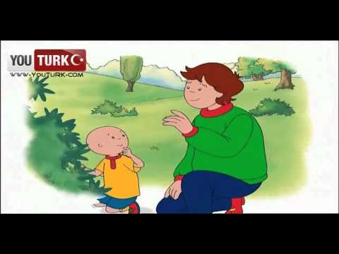 Caillou (Turkce Kayyu) – Ordekler
