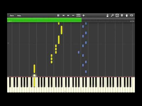 Awolnation - Sail | Synthesia [midi] video