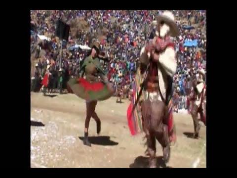 Danza Chumbivilcana:Festival Warari 2012 Livitaca Chumbivilcas