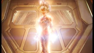 'Captain Marvel' Official Trailer #2 (2019) | Brie Larson, Jude Law