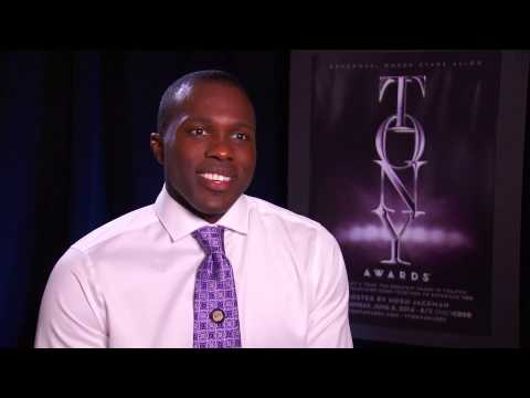 2014 Tony Awards Meet the Nominees: Joshua Henry