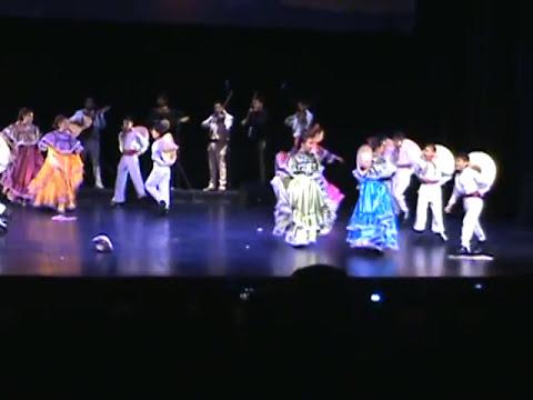 Bailes Revolucionarios (Jesusita en Chihuahua)