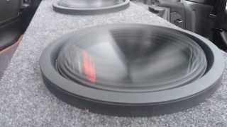 Woofer Cooker on 2 12in Alpine Type R's