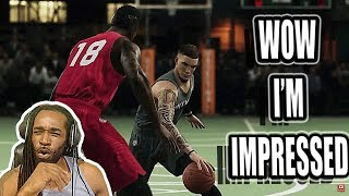 NBA LIVE 19 – Official Reveal Trailer  REACTION   WOW I