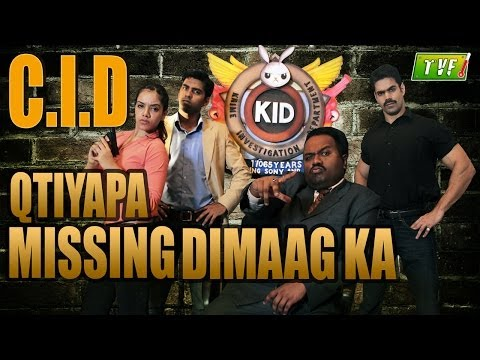 Qissa Missing Dimaag Ka : C.i.d Qtiyapa - Episode 1 Of 2 video