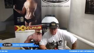 How to lose fat long term: FAQ with Dusko Madzarovic by THE Nutrition