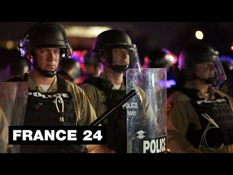 US - State of emergency declared in Ferguson amid protests