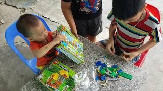 Chơi Lego Dành cho trẻ em