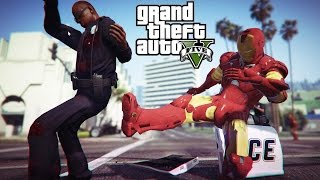 GTA V: IRON MAN GONE MAD