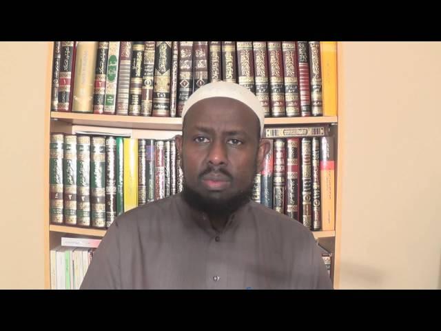 JACAYLKA ALLAAH DARTIIS AH QEYBTA1 by Sh.Abdulbasid Maylow