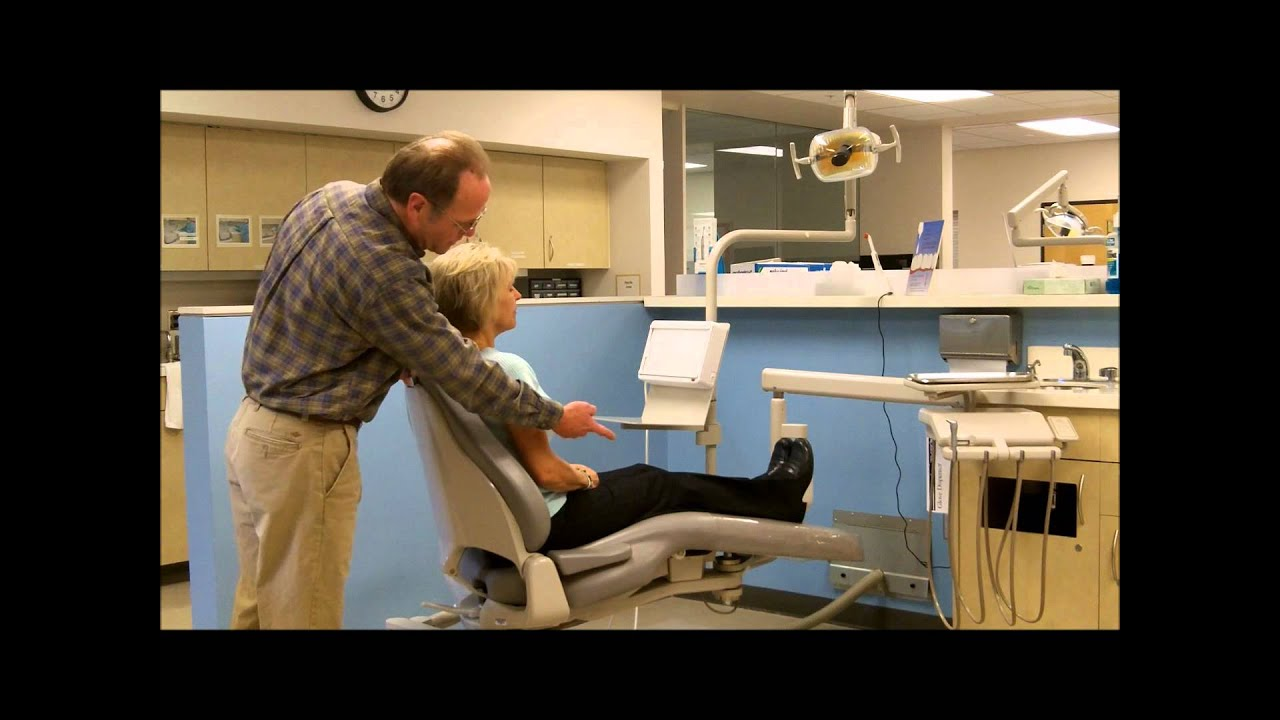 Dental Patient Seating Wmv Youtube