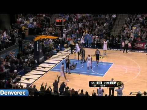NBA - Denver Nuggets 2010-2011 mix (HD)