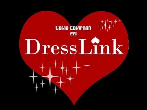 Como comprar en dresslink.com