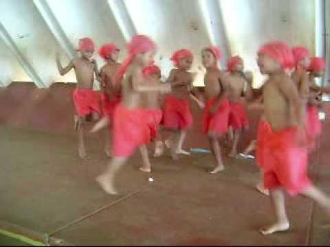 Dança do Saci