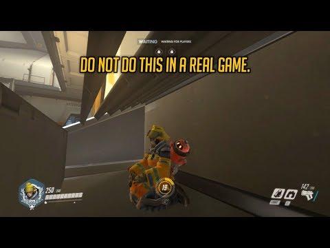 Breaking Overwatch: Lunar Colony Lunacy Bug /Glitch / Exploit