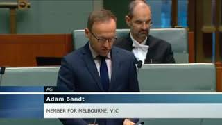 Yesterday in the House, Adam asked Peter Dutton why the government provided information about #Salim